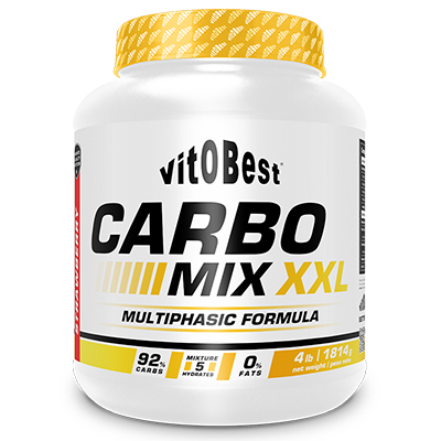 Carbo Mix  XXL Limon - Vitobest - 4 libras