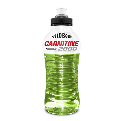 Carnitine 2000 Exotic Fruits - Vitobest - 12 unidades