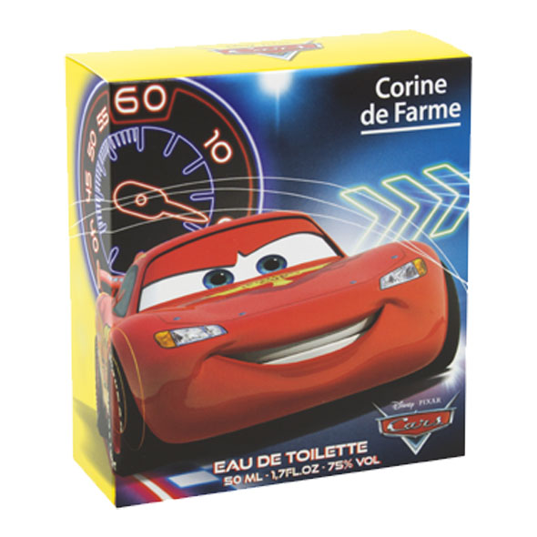 Cars Edt - Corine de Farme - 50 ml.