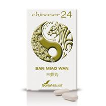 Chinasor 24 SAN MIAO WAN - Soria Natural - 30 comp