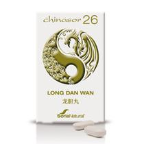 Chinasor 26 LONG DAN WAN - Soria Natural - 30 comp