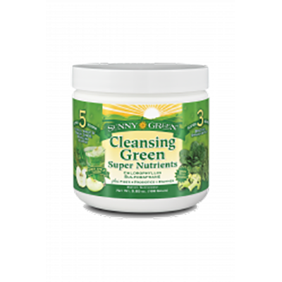 Cleasing Green - Solaray - 8,30 gramos