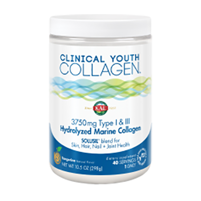Clinical Collagen Type I & III - Kal - 298 gramos