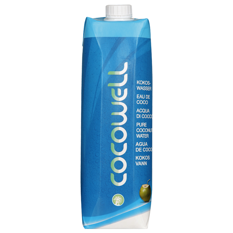 Cocowell - 100% Natural - 330 ml.