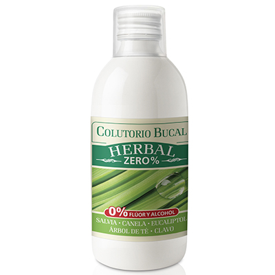 Colutorio Herbal - Natysal - 500 ml.