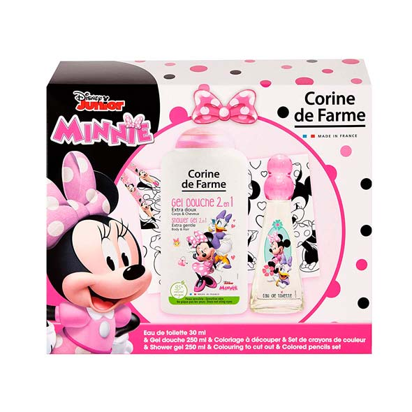 Corine De Farme Minnie Edt 30 ml. + Gel 250 ml.