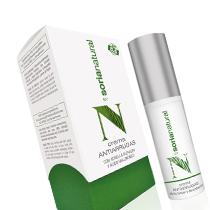 Crema Antiarrugas Facial - Soria Natural - 30 ml.
