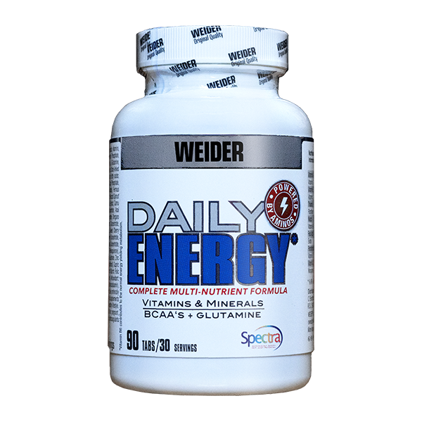 Daily Energy - Joe Weider - 90 comprimidos