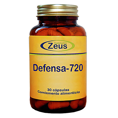 Defensa-720 - Zeus - 30 cápsulas