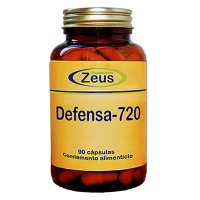 Defensa-720 - Zeus - 90 cápsulas