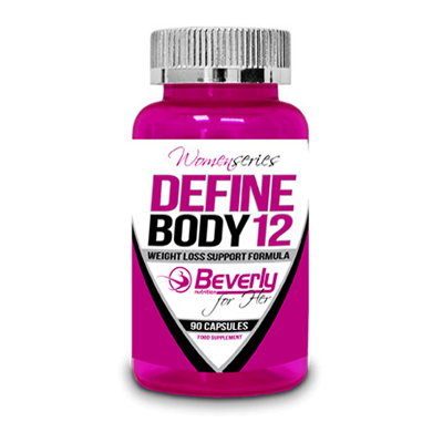 Define Body 12 - Beverly - 90 cápsulas