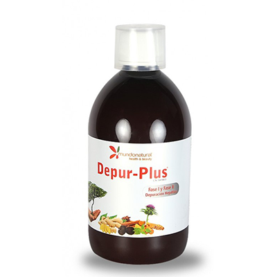 Depur Plus - Mundonatural - 500 ml