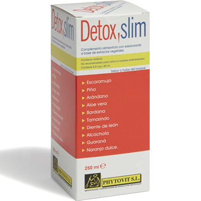 Detox Slim - Phytovit - 250 ml.