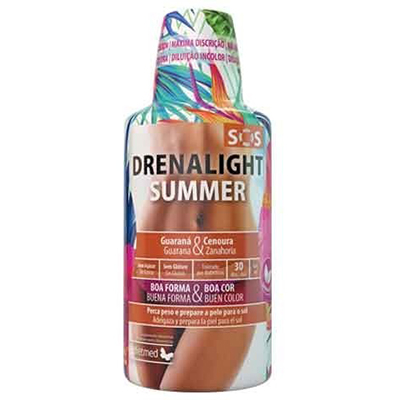 Drenalight SOS Summer - Dietmed - 600 ml.
