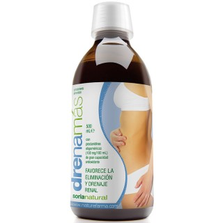 Drenamás - Soria Natural - 500 ml.