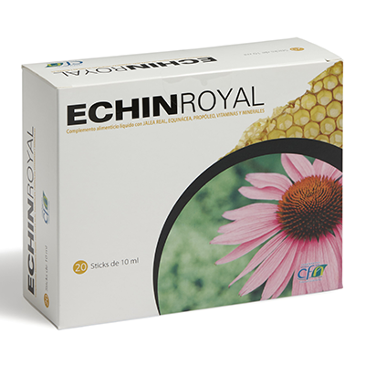 Echin Royal - CFN - 20 Ampollas