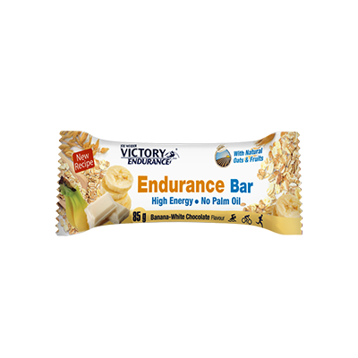 Endurance Bar Chocolate Blanco-Banana - Victory Endurance - 25u. x 85 g