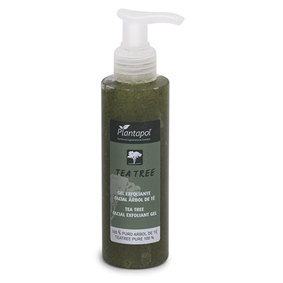 Exfoliante Facial - Plantapol - 150 ml.