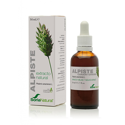 Extracto de Alpiste - Soria Natural - 50 ml.