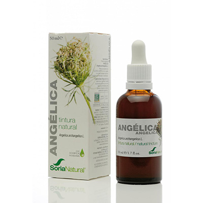 Extracto Angelica S. XXI - Soria Natural - 50 ml.