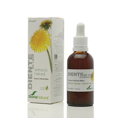 Extracto de Diente de León - Soria Natural - 50 ml.