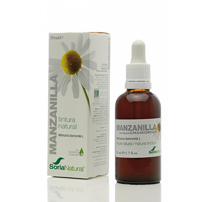 Extracto Manzanilla S. XXI - Soria Natural - 50 ml.
