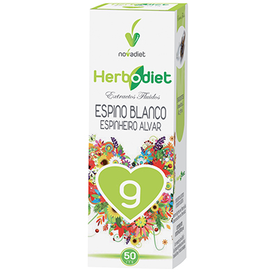 Extracto Espino Blanco - Novadiet - 50 ml.