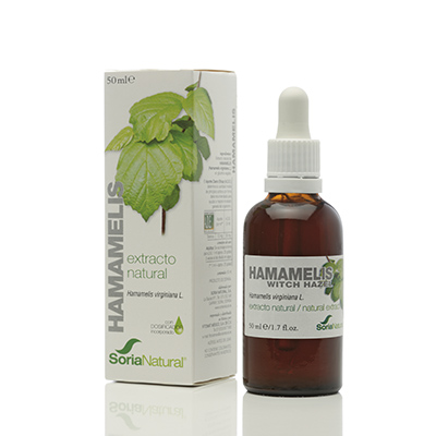 Extracto Hammamelis S. XXI - Soria Natural - 50 ml.