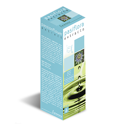 Extracto Pasiflora  - Plameca - 50 ml.