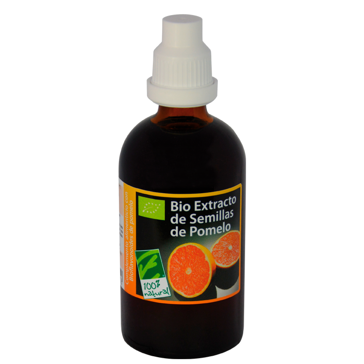 Extracto Semilla Pomelo - 100% Natural - 100 ml.