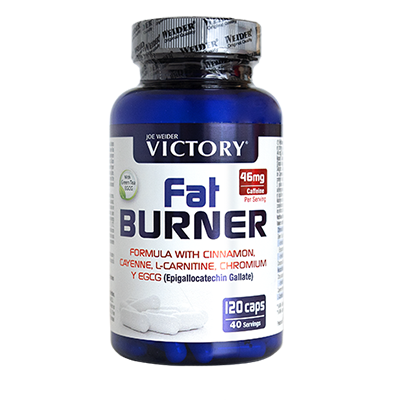 Fat Burner - Weider - 300 cápsulas.