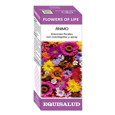 FLOWER OF LIFE ÁNIMO - Equisalud - 15 ml.