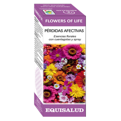 FLOWERS OF LIFE PÉRDIDAS AFECTIVAS - Equisalud - 15 ml.