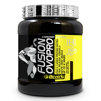 Fusion Ovopro - Strawberry - Beverly - 1 kg.