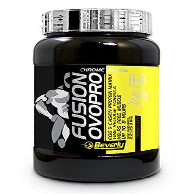 Fusion Ovopro - Vanilla - Beverly - 1 kg.