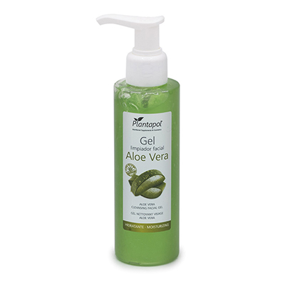 Gel Limpiador Facial Aloe Vera - Plantapol - 150 ml.