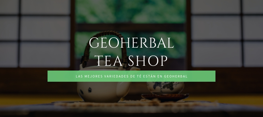 GEOHERBAL TEA SHOP