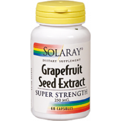 GrapefrUIt Seed 250 mg. - Solaray - 60 cápsulas