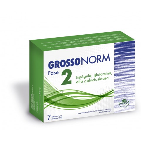 Grossonorm Phase 2 - Bioserum - 7 monodosis