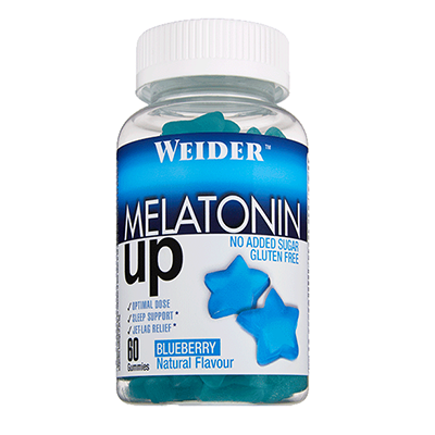 Gummy up Revolution Melatonina - Weider - 60 gominolas .