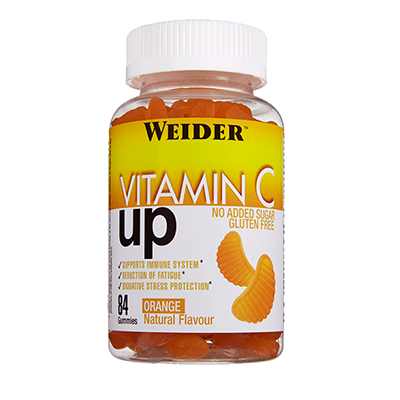 Gummy up Revolution Vitamin C - Weider - 84 gominolas .