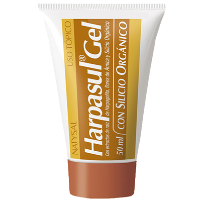 Harpasul Gel - Natysal - 50 ml.