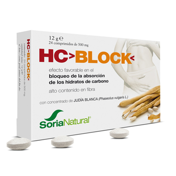 HC Block - Soria Natural - 24 comp.