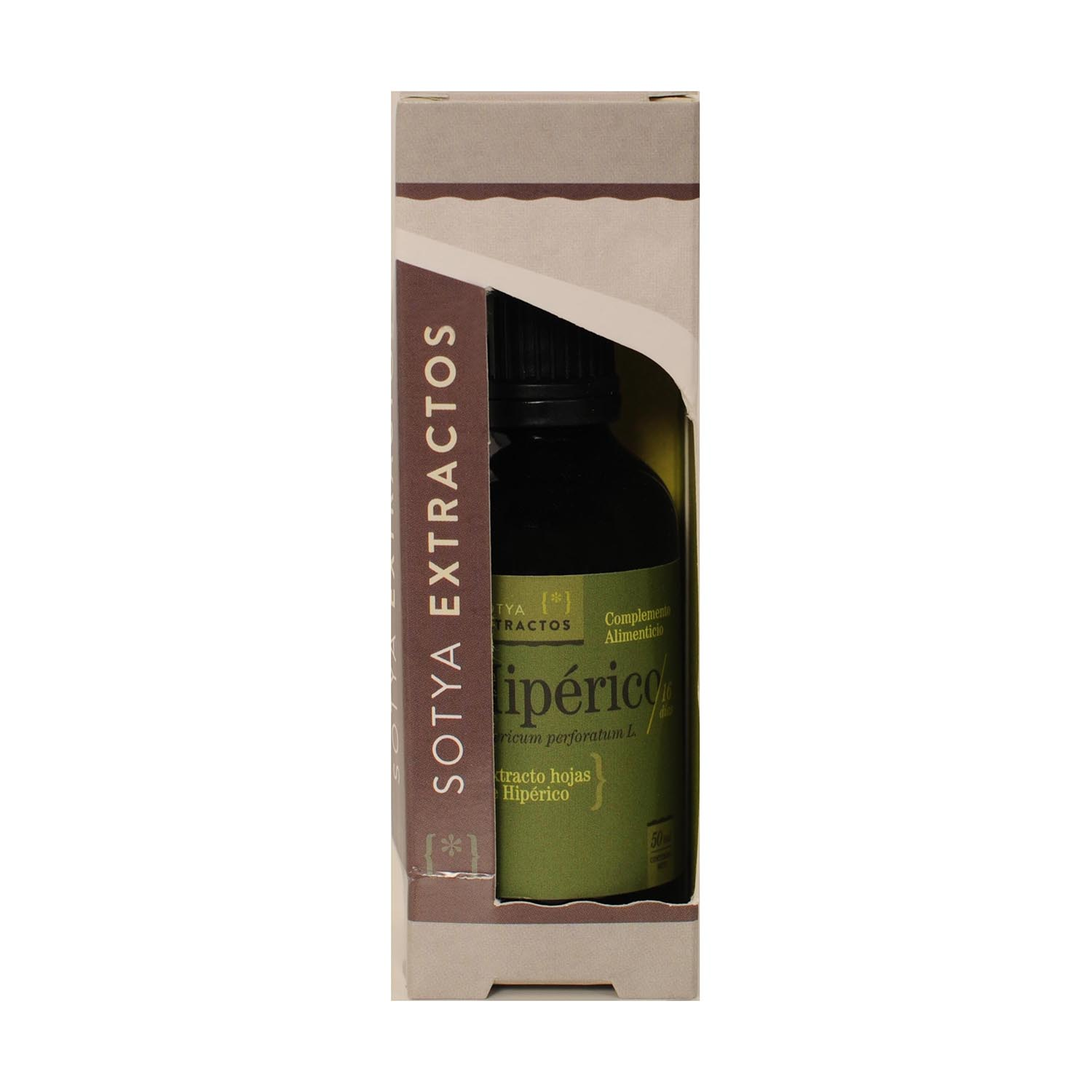 Hiperico Extracto - Sotya - 50 ml.
