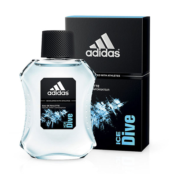 Ice Dive EDT - Adidas - 100 ml. (vaporizador)