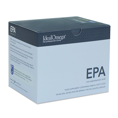 Ideal Omega 3 Epa - Margan Biotech - 60 cápsulas