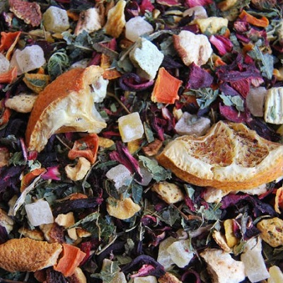 Infusión de Vitamina C - Tea Shop Geoherbal - 100 gramos