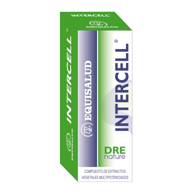 Intercell - Equisalud - 30 ml.