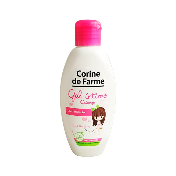 Intima Gel Infantil - Corine de Farma - 125 ml.
