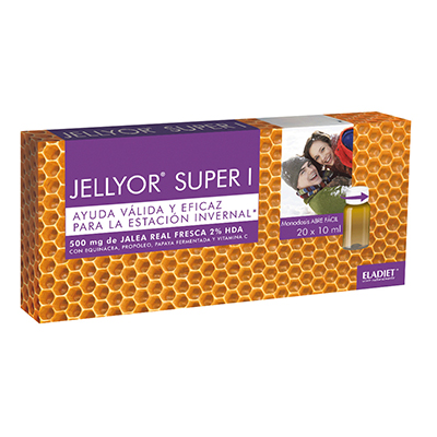 Jellyor Super-I  Vial 10Ml V11 - Eladiet - 20 viales